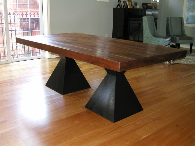 Black Walnut Dinning Table